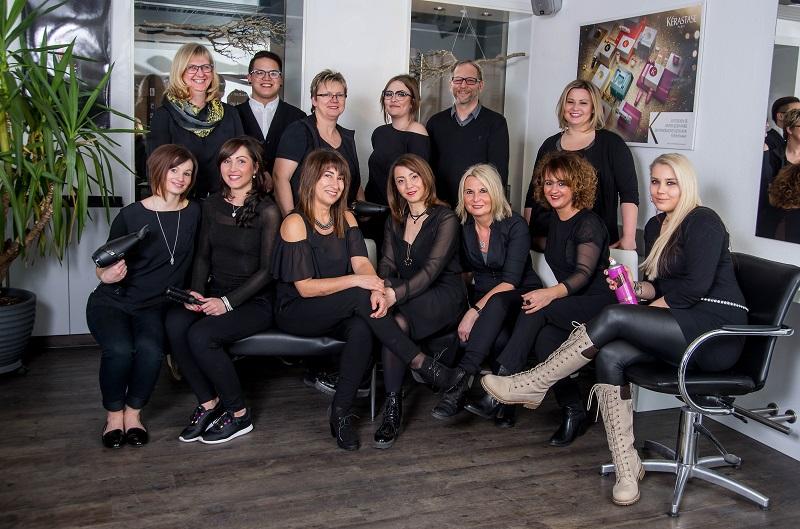 Das Team - Friseur Boehmer